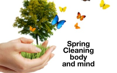 Spring cleaning Body and Mind